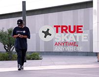 True Skate Skateboarding