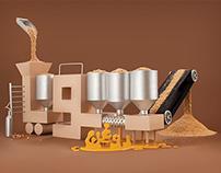 Sevilla Oil's Advertisement