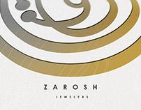 Branding - ZAROSH jewelers