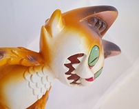 Wananeko Art Toy