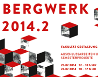 BERGWERK // Plakatserie