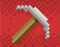Mobile Game : Pickaxe