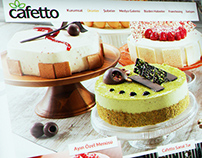 Cafetto Cafe & Bistro Web Design New Work