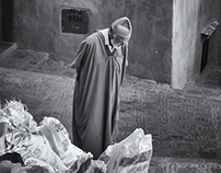 Chefchouan, Morocco, Street - 2013