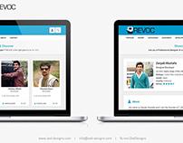 REVOC - Website Design & Development
