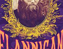 Bonehart Flannigan Poster