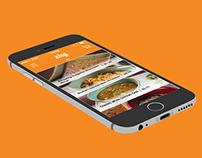 Z!ng Dinner in a Dash App