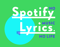 Spotify Lyrics
