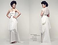 """Wedding Dresses photo shoot for """"A Rare Vision"""""""
