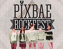 Pixbae Rock Fest