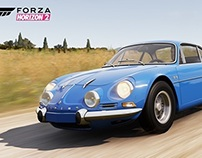 Forza Horizon 2: Week 1 Car Reveal Shots