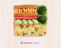 Tupperware Advertising Campaign
