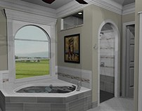 Master Bathroom Re-design Southlake