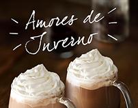 Campanha de Inverno Starbucks Brasil - 2014