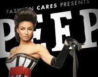 Fashion Cares 08 - PEEP