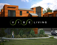 Vibe Living Website