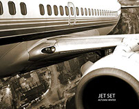 Fashion Design Project: Jet Set