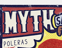 Myth SALE | promotional poster