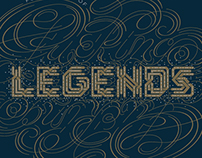 Legends Custom Lettering