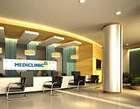 MEDICLINIC WELCARE HOSPITAL- OPD EXTENSION, Dubai