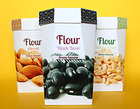Flour package design