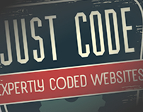 Just Code Logo
