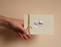 Wedding invitation: Ana&Miguel