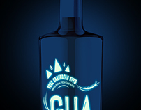 Guarapa branding & bottle design