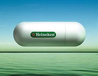 Heineken X ORA-ÏTO – Hong Kong Launch Print ad (2004)