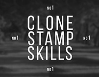 My Clone Stamp skills [no.1]