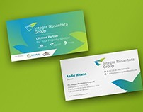 Intergra Nusantara Group | Corporate Identity