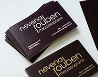 Logotype/ business card
