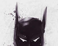 Batman-Speedpainting