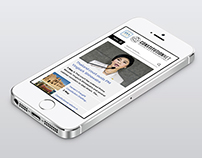 Interaction + Visual design // ConstitutionNet.org