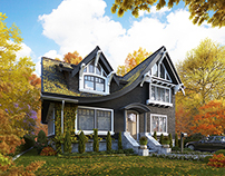 Autumn's Villa