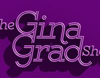 The Gina Grad Show logo
