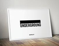 Logo Design - Underground Nightclub