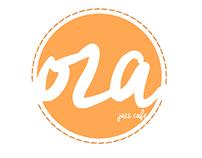 Oza Jazz Cafe Logo