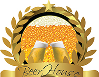 "Logotipo "" BeerHouse """