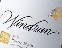 Windrun 2015 Pinot Noir