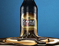 Castle Milk Stout Chocolate_TVC & Digital Outdoor