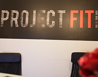 Project fit- Office branding