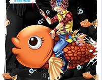 Wacom - Bamboo Europe Manga Challenge - Facebook App