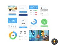 Clean UI Kit