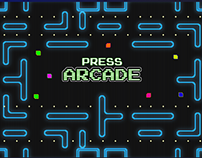 Press Arcade - TV show about games