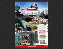 BERG - product folder
