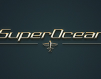 SuperOcean, Logo & Web design
