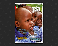Tjeko - charity branding and design
