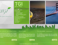 TGI Flash Home page
