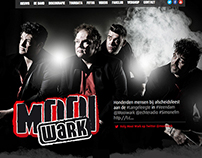 Mooi Wark Website (onepage)